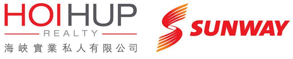 Ki Residences Developer Hoi Hup And Sunway Logos