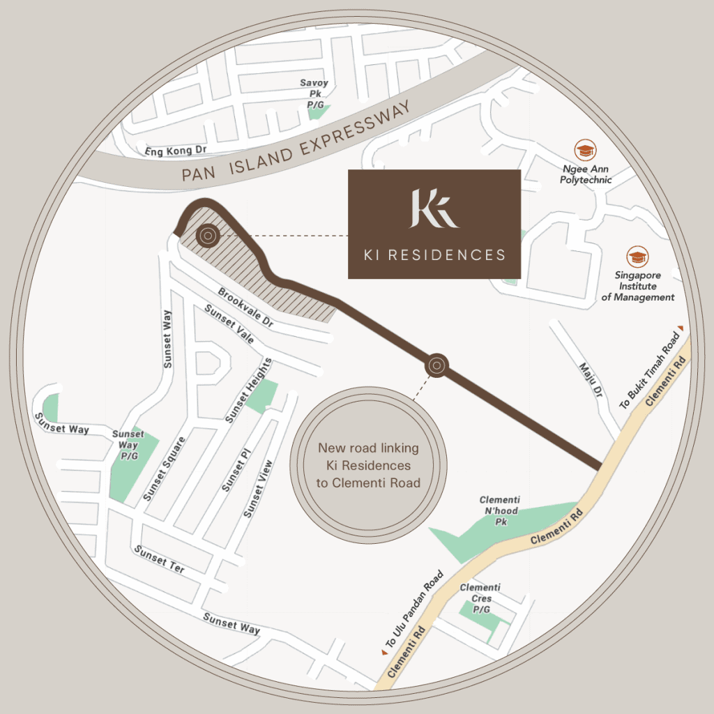 Ki Residences New Road Access