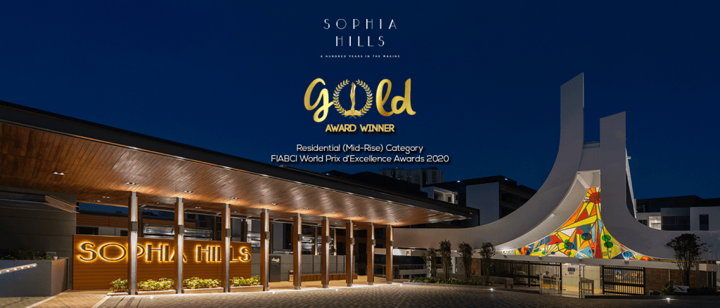 Ki Residences Developer Sophia-Hills-Award